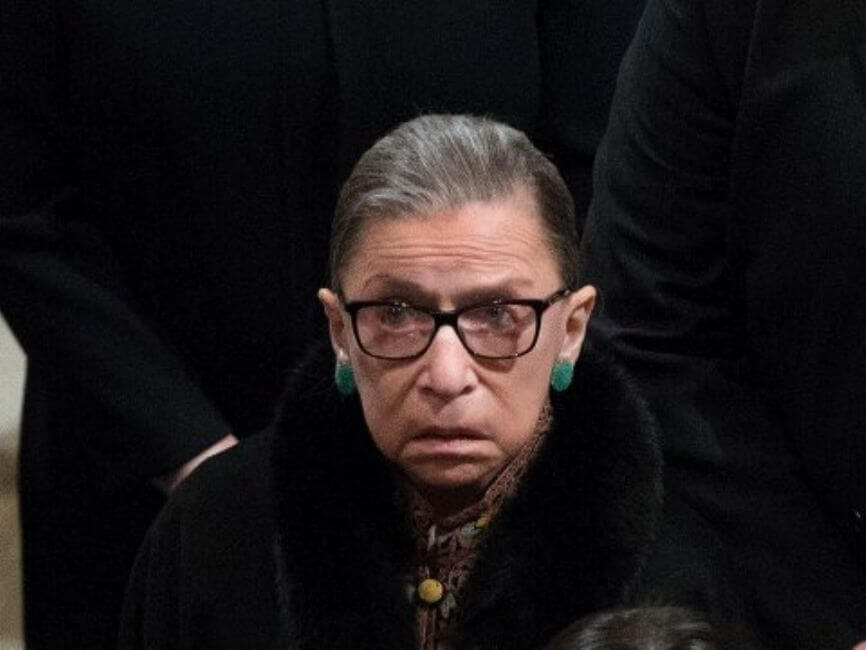 Judge Ginsburg May Give New Zealand a Try