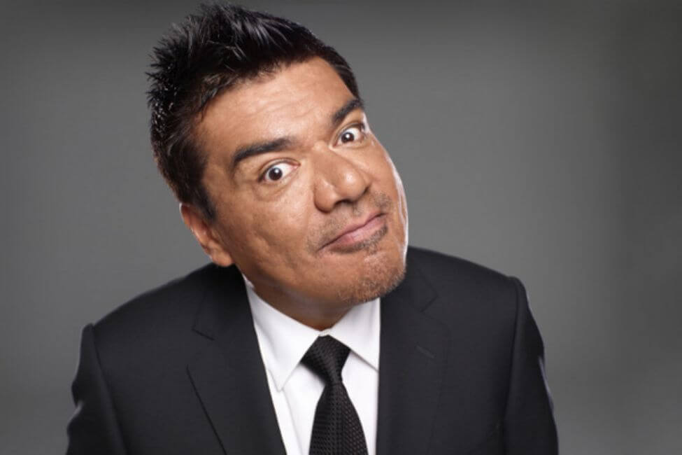 Funny Man George Lopez Says He'll Go Back