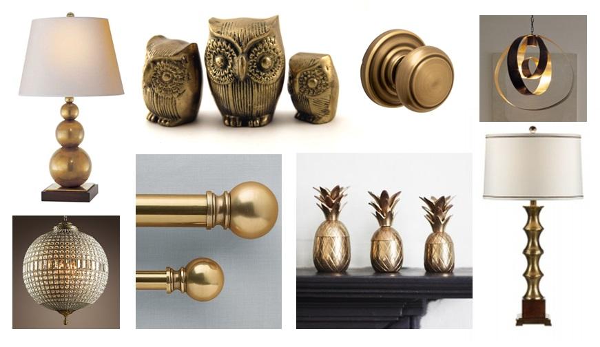 Brass Fixtures