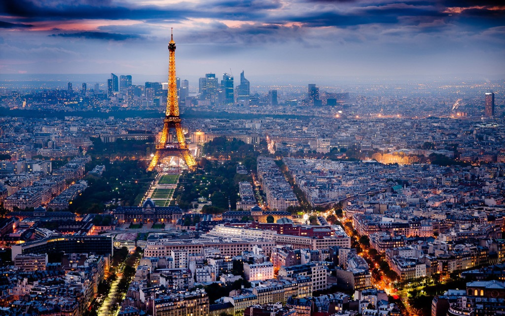 40 Days in France