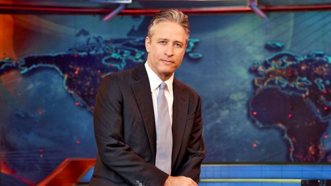 A Journey into Outer Space for Jon Stewart