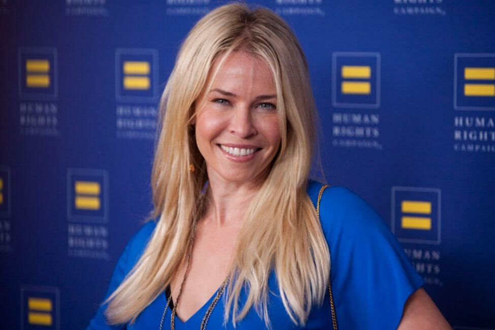 Chelsea Handler Wants to Relocate to Spain When Trump Takes Office