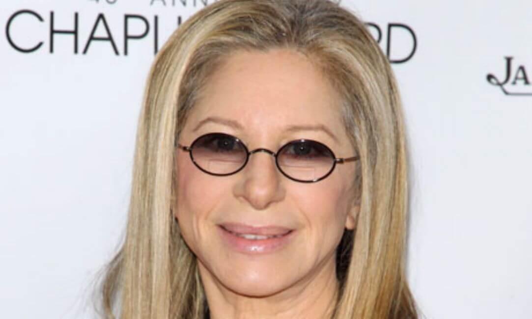 Barbra Streisand Has Two Options: Canada or Australia