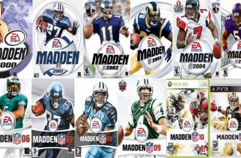 The Madden Cover Curse