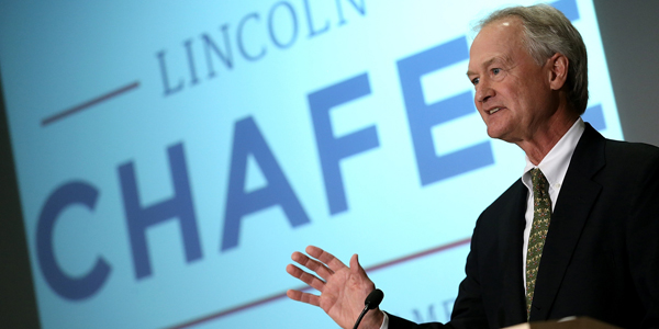 Lincoln Chafee's Plan