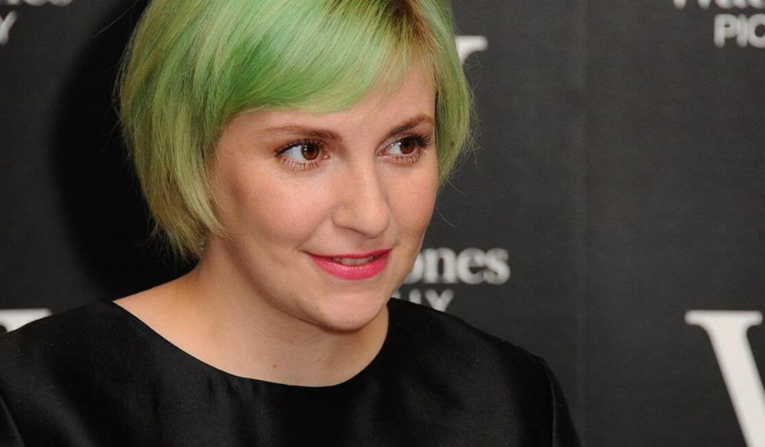 Lena Dunham Knows a Lovely Place to Go to in Canada