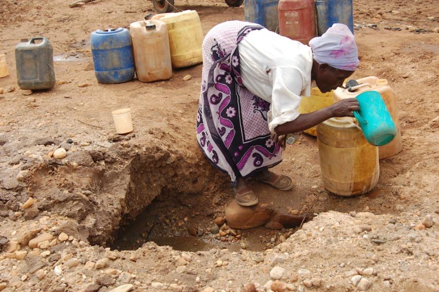 African Drought: Relentless Heat Sucks Country Dry