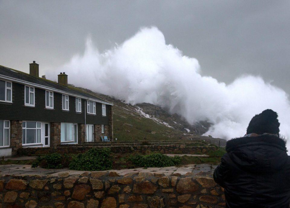 UK Storm Angus: Stormy Weather Wreaks Havoc