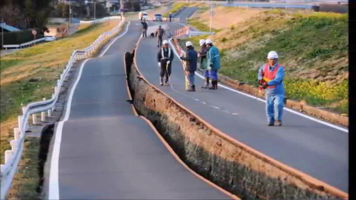 Chile Earthquake: Shaken to Death