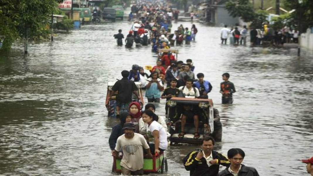 Indonesia Flood: The Future Taken from Children