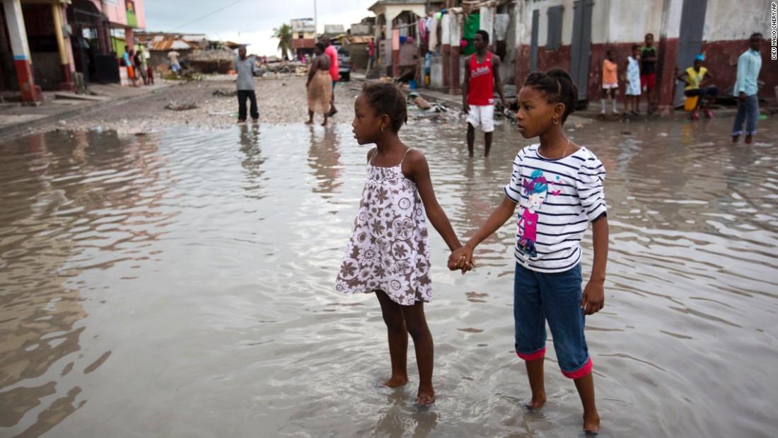 Hurricane Matthew: Death and Destruction in Massive Numbers