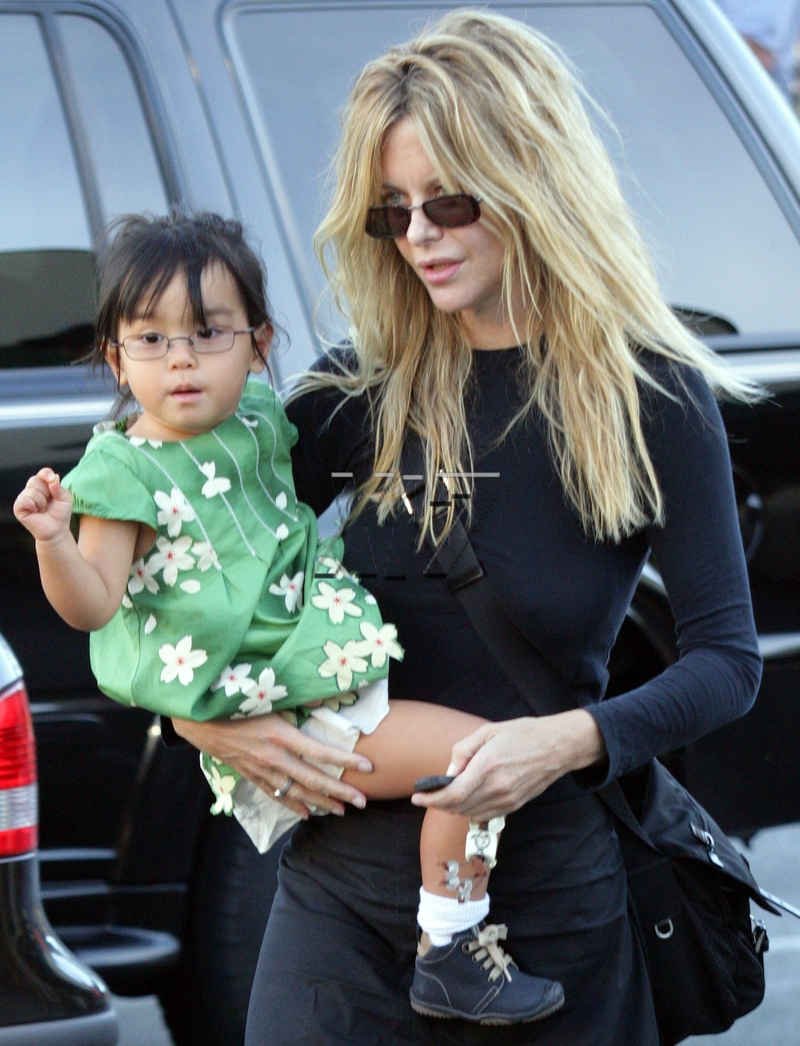 Famous Single Moms Of Hollywood