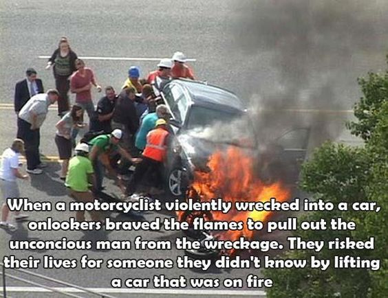 These People Risked Their Lives