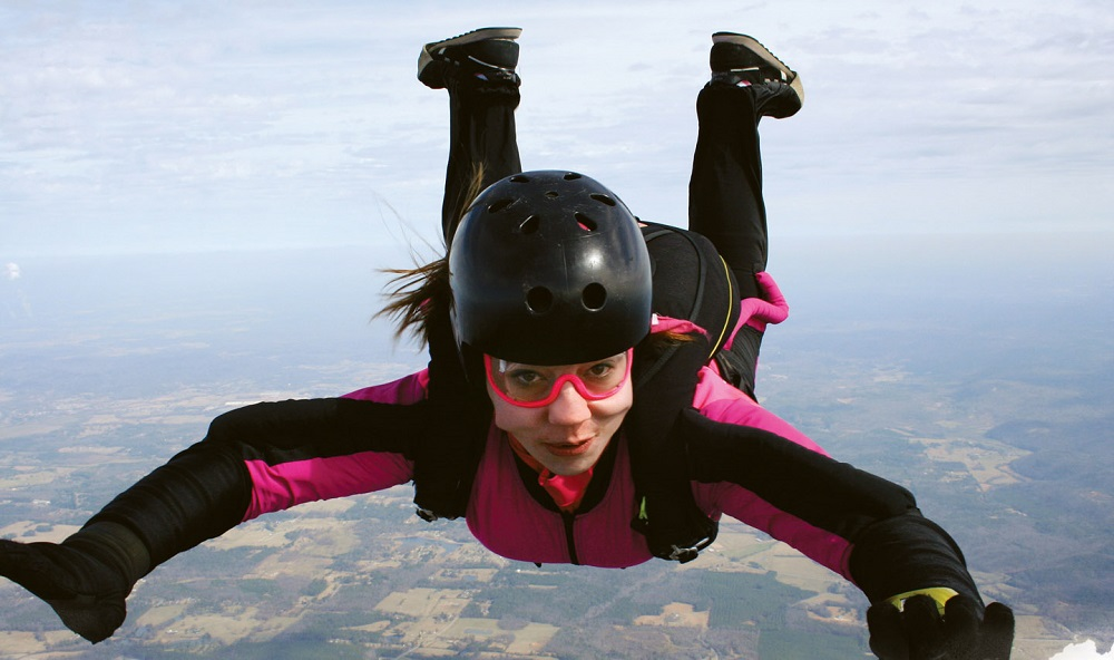 No Skydiving on Sunday