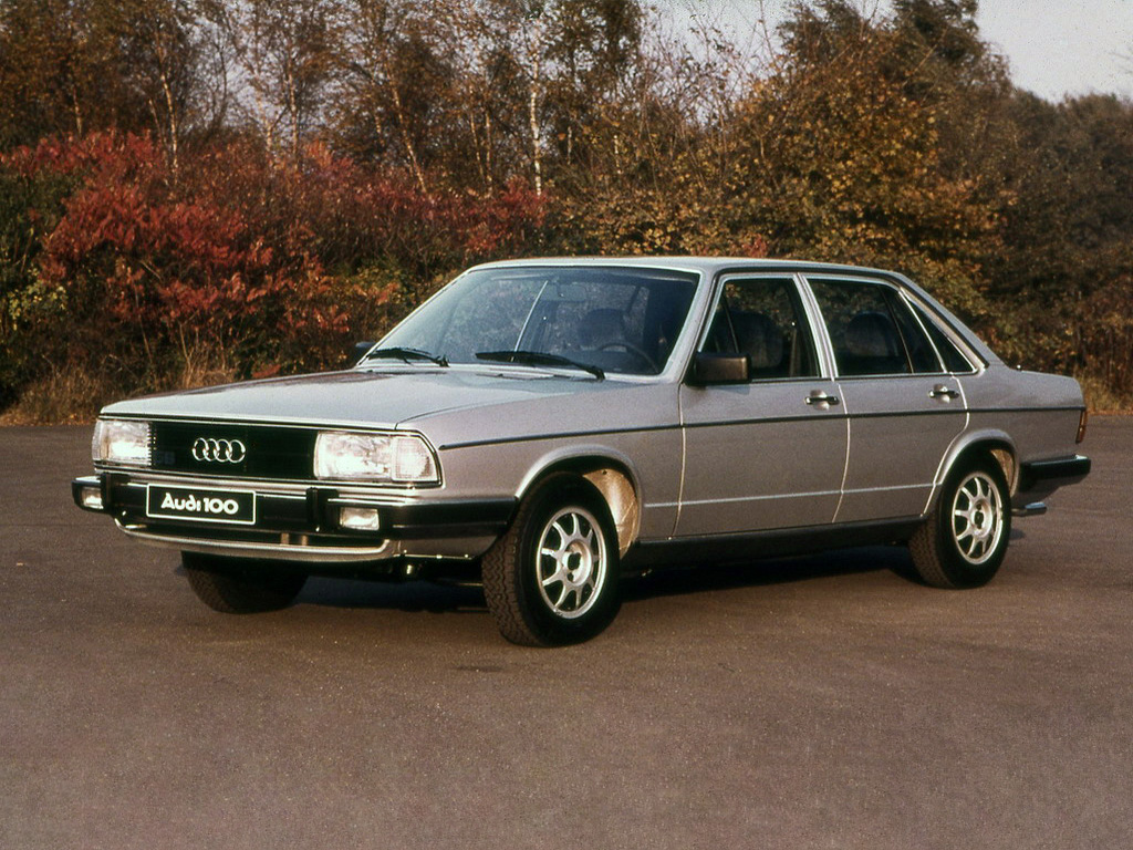 Audi 5000 Just Doesn't Stop