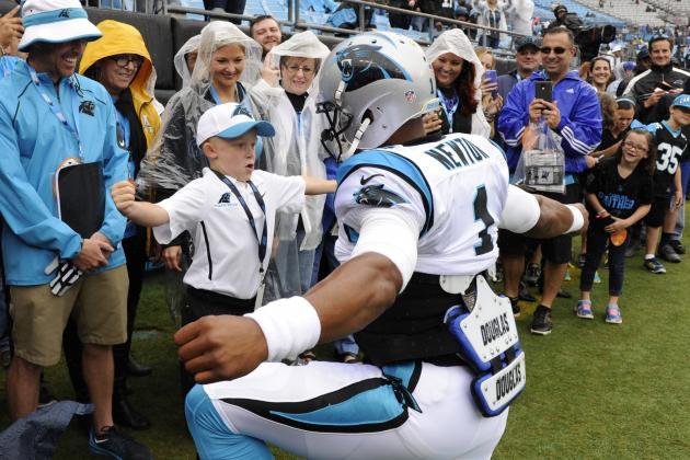 Cam Newton's Biggest Fan