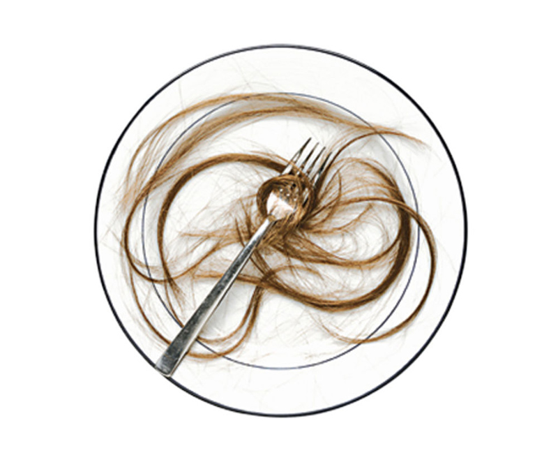 Hair in My Food?!