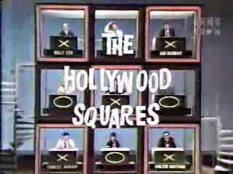 The Original Hollywood Squares (1966-1981)