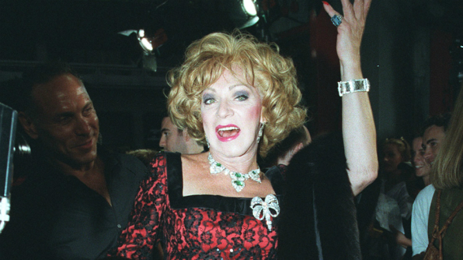 Holly Woodlawn's Saks Story