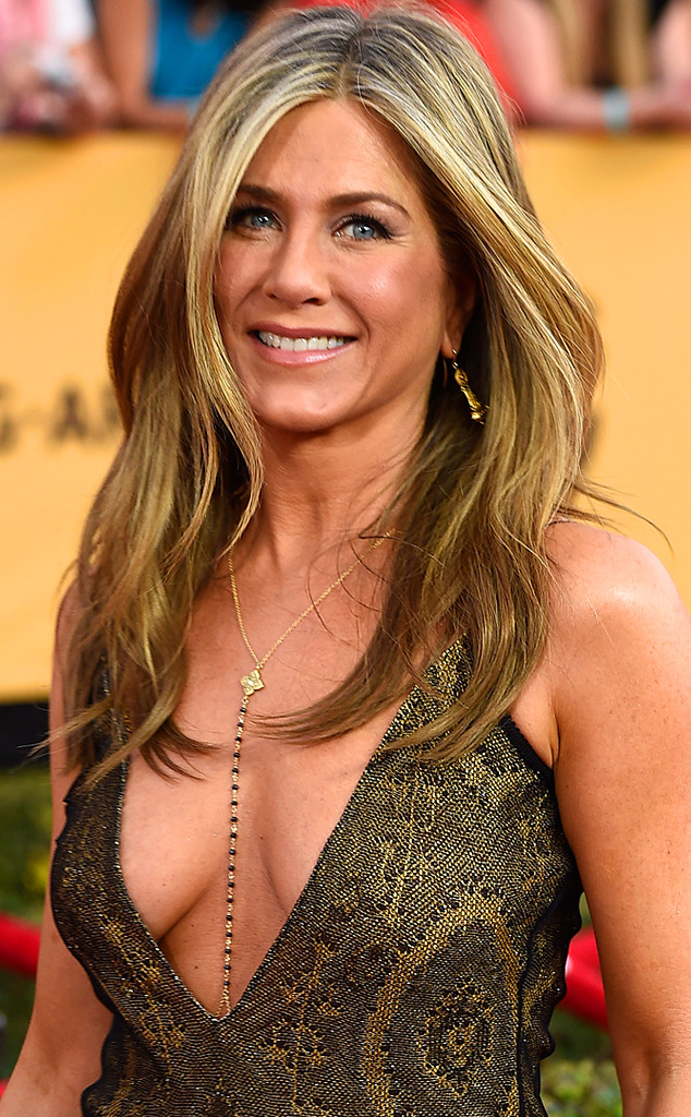 Jennifer Aniston: On Not Being A Mother