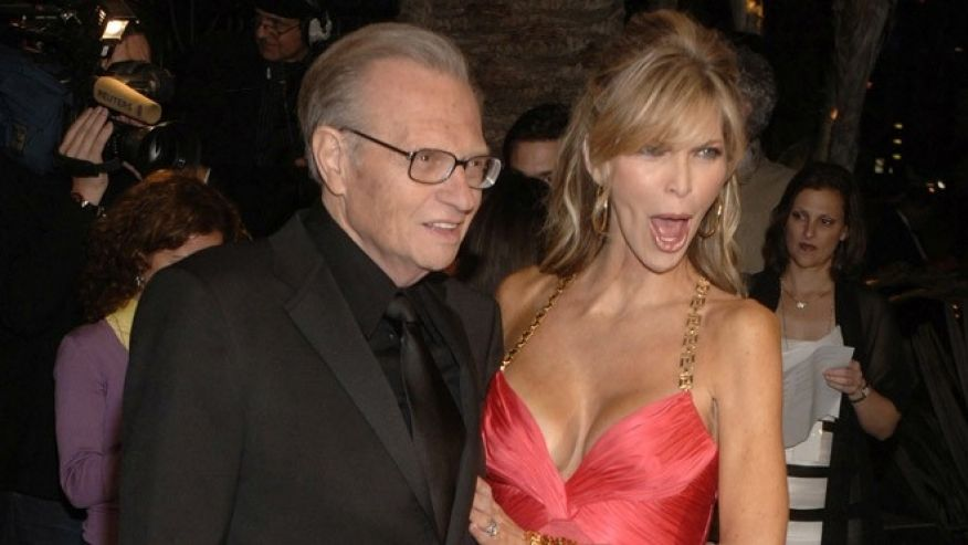 Larry King and Shawn King