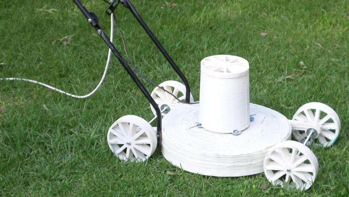 A Lawn Mower!