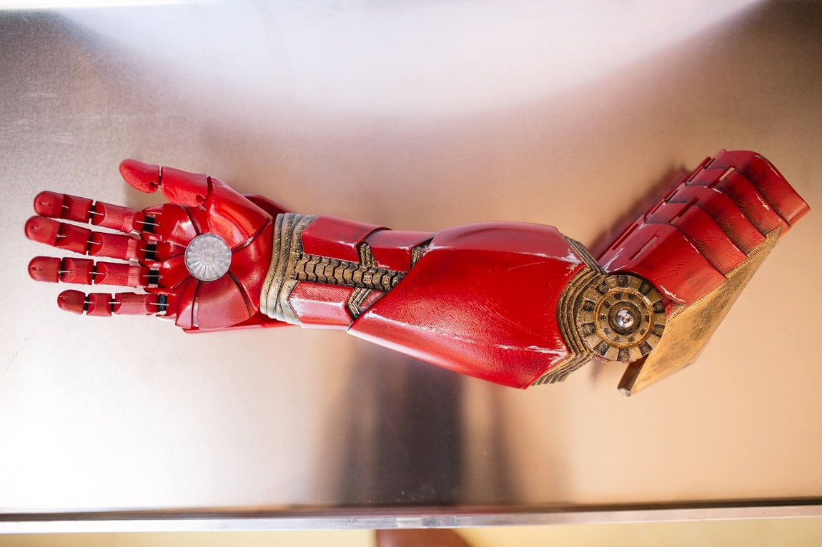 3D Printed Bionic Arm