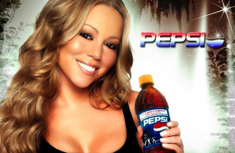 These Stars Have Endorsed PepsiCo
