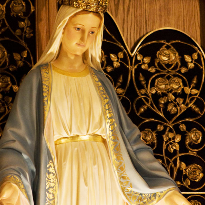 An Encounter With Mary
