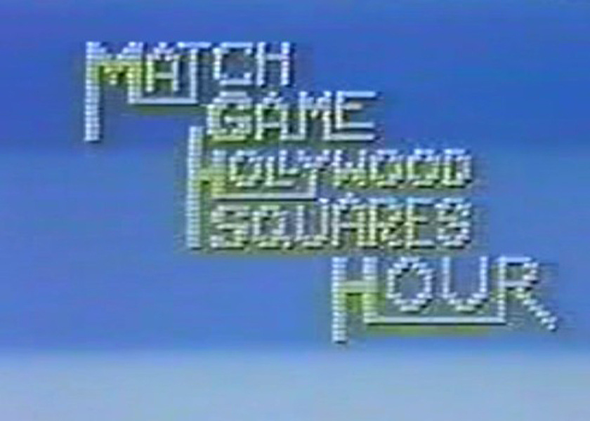 The Match-Game Hollywood Squares Hour