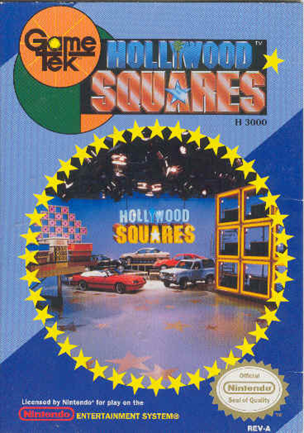 Hollywood Squares Merchandise