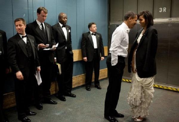 Presidential Lovebirds