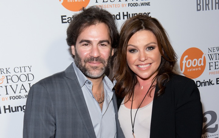 Rachel Ray and John Cusimano