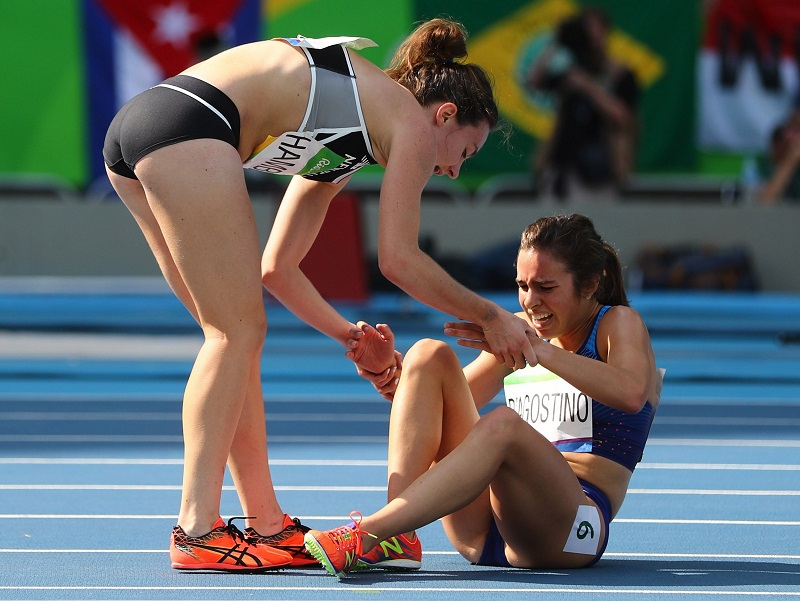 Olympic Kindness