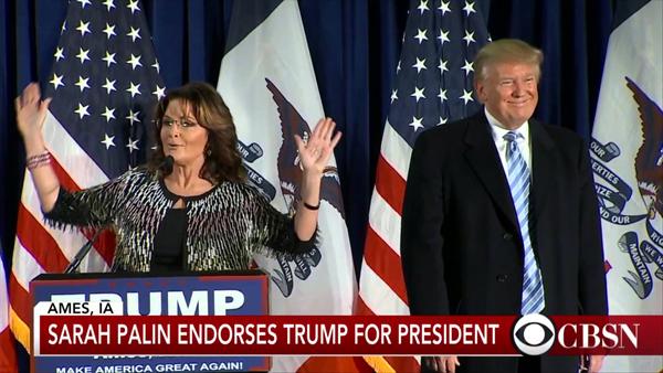 The Return of Sarah Palin