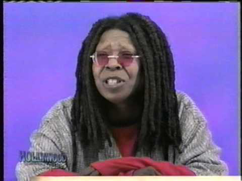 Whoopi Loves Hollywood