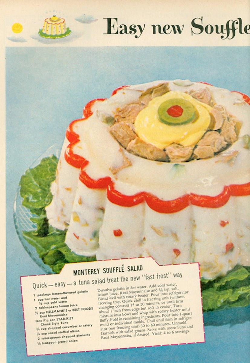 Tuna Salad Surprise