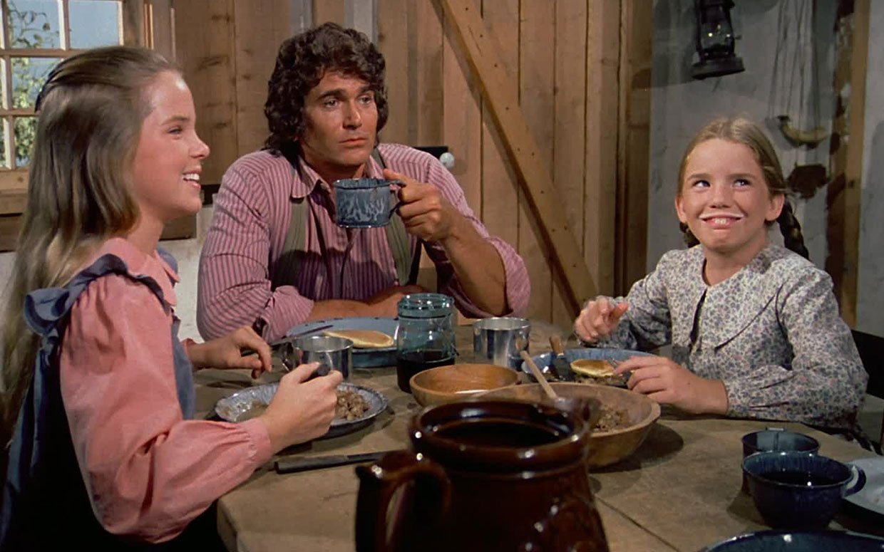 little house on the prairie the cast and behind the scenes page