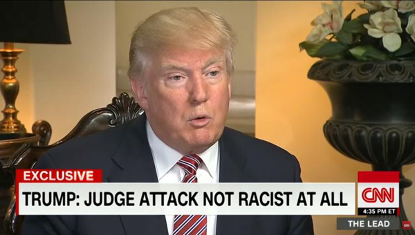 More Racist Trump Comments