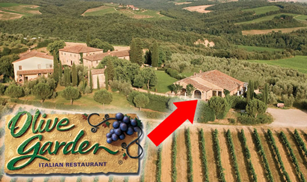 The Lie of Tuscany