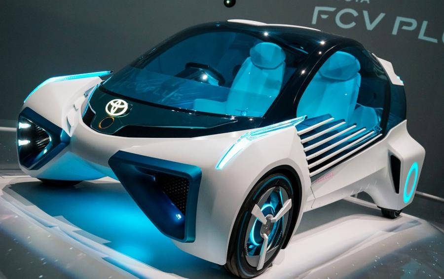 The Self-Driving Toyota Concept-i Could Change the World