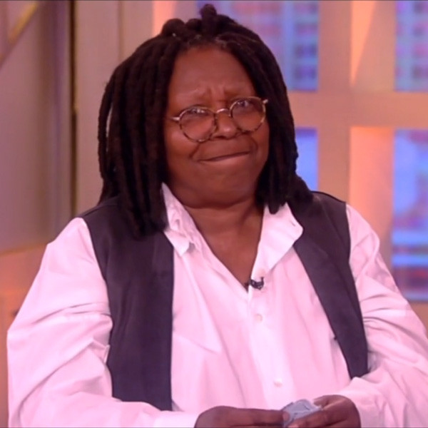 Whoopi Defends Mel Gibson