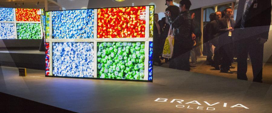 Sony Bravia A1E 4K OLED TV