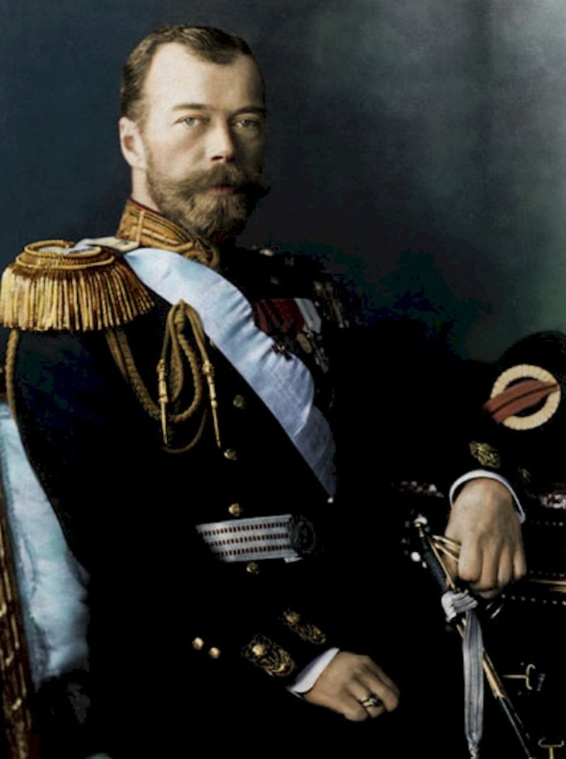 The Last Of The House Of Romanov