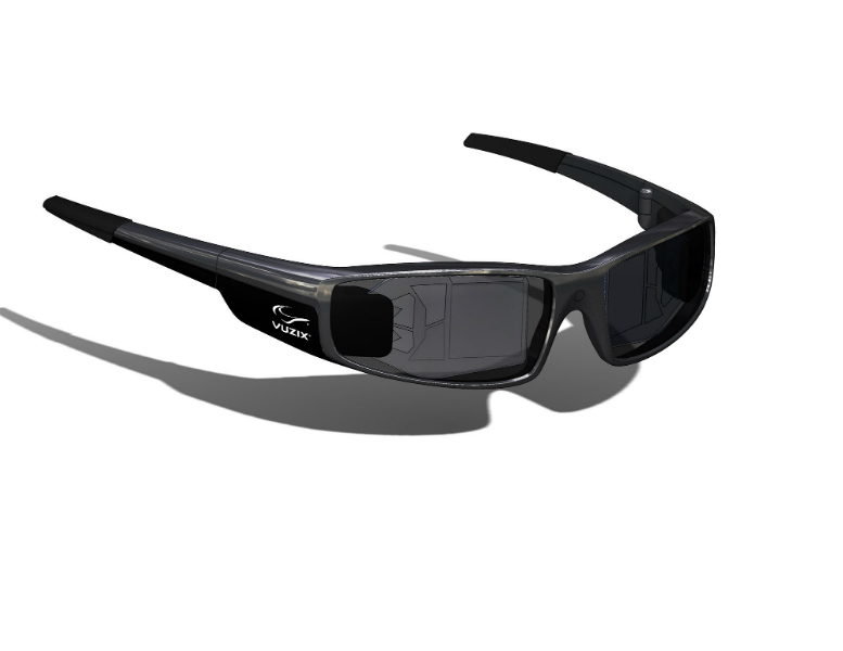 Vuzix Glasses