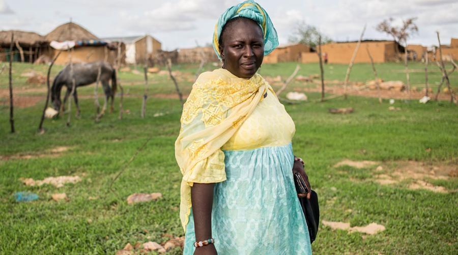 Larger Women in Africa