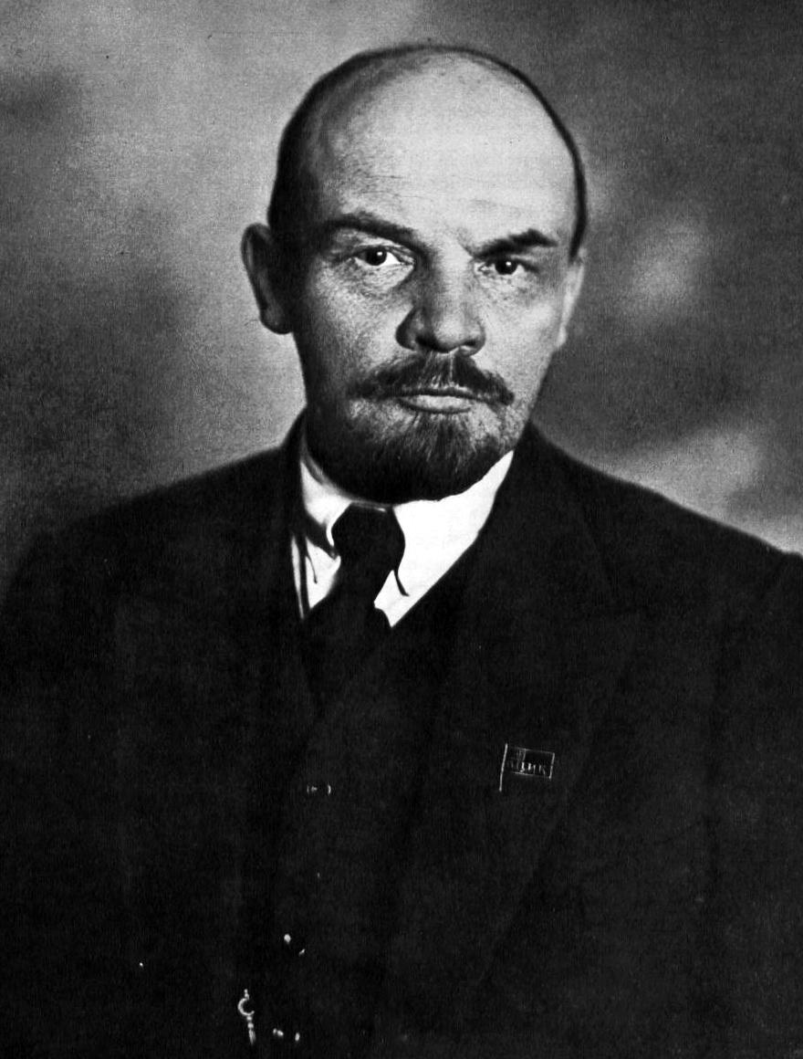 Vladimir Lenin And The Bolsheviks