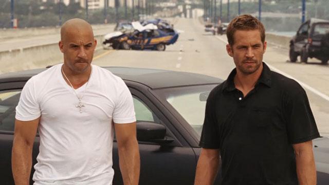 Dominic Toretto and Brian O'Connor