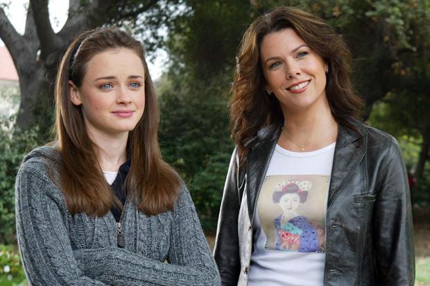 Lorelai and Rory Gilmore