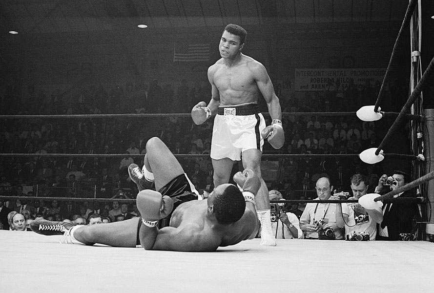 Muhammad Ali – $10 and growing (2016)